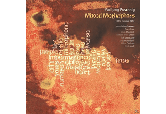 Wolfgang Puschnig - Mixed Metaphors (Remastered) - (Vinyl)