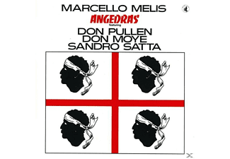 Marcello Melis - ANGEDRAS - (CD)