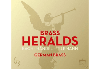 German Brass - Brass Heralds - (CD)