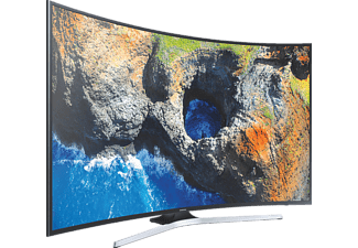 SAMSUNG UE55MU6279U LED TV (Curved, 55 Zoll, UHD 4K, SMART TV)