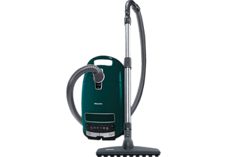MIELE Complete C3 Total Care EcoLine Staubsauger mit Beutel, EEK: A+, Petrol