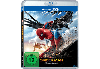 Spider-Man Homecoming [3D Blu-ray (+2D)]