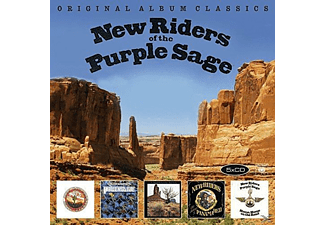 New Riders Of The Purple Sage - Original Album Classics - (CD)