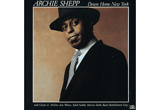 Archie Shepp - Down Home New York - (CD)