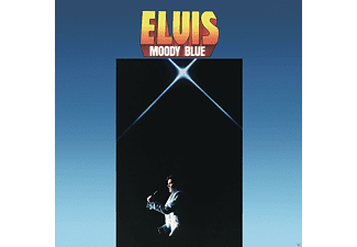 Elvis Presley - Moody Blue (40th Anniversary Clear Blue Vinyl) - (Vinyl)