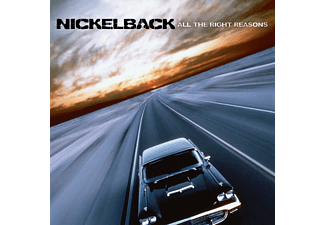 Nickelback - All the Right Reasons (Vinyl LP (nagylemez))