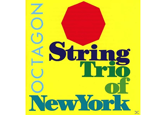 String Trio Of New York - OCTAGON - (CD)