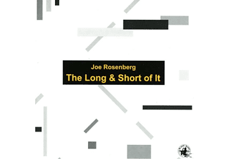 The Joe Rosenberg Group - TE LONG & SHORT OF IT - (CD)