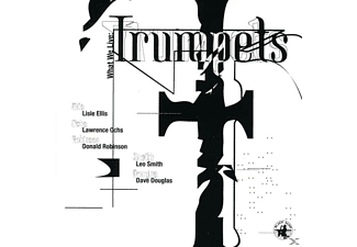 What We Live - TRUMPETS - (CD)