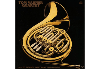 Tom Varner Quartet - TV - (CD)