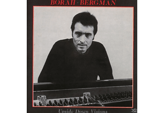 Borah Bergman - UPSIDE DOWN VISIONS - (CD)