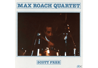 Max Quartet Roach - SCOTT FREE - (CD)