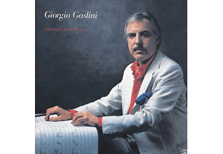 Giorgio Gaslini - Schumann Reflections - (CD)