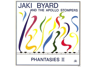 Byard Jaki / The Apollo Stompers - PHANTASIES II - (CD)