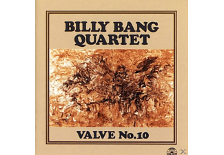 Billy Bang Quartet - VALVE NO.10 - (CD)