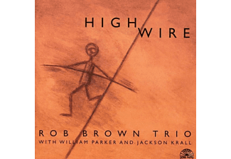 Rob/trio Brown - HIGH WIRE - (CD)