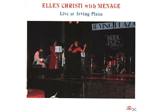 ELLEN W. MENAGE Christi - LIVE AT THE IRVING PLAZA - (CD)