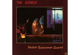 MICHELE  QUART. Rosewoman - The Source - (CD)