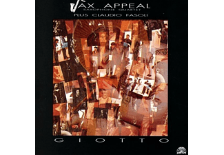 Sax Appeal Saxophone Quartet - GIOTTO - (CD)