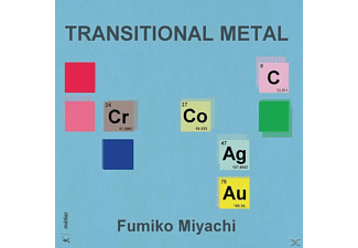 VARIOUS - Transitional Metal - (CD)