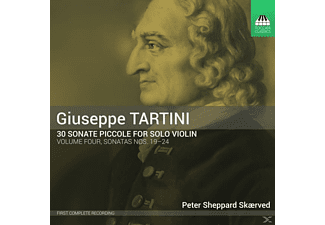 Peter Sheppard-skaerved - 30 Sonate piccole Vol.4 - (CD)