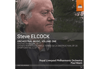 Paul/royal Liverpool Po Mann - Orchestermusik Vol.1 - (CD)