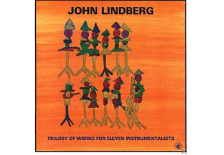 John Lindberg - TRILOGY OF WORKS FOR ELEVEN... - (CD)