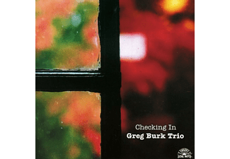 Greg Burk Trio - Checking In - (CD)