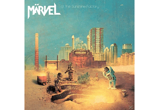 Märvel - At The Sunshine Factory - (CD)