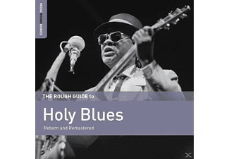 Barbecue Bob/Washington,Louis/Collins,Sam/+ - Rough Guide: Holy Blues - (CD)