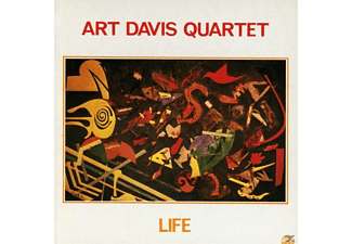 Art Davis - Life-Art Davis Quartet - (CD)
