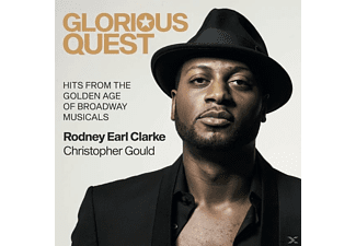 Rodney Earl Clarke, Christopher Gould - Glorious Quest - (CD)