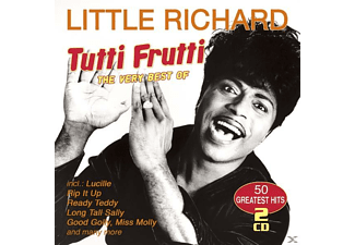 Little Richard - Tutti Frutti-The Very Best O - (CD)