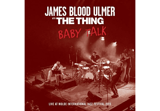James Blood -& The Thing- Ulmer - Baby Talk - (CD)