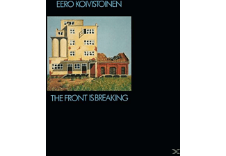 Eero Koivistoinen - The Front Is Breaking (Blue Vinyl) - (Vinyl)