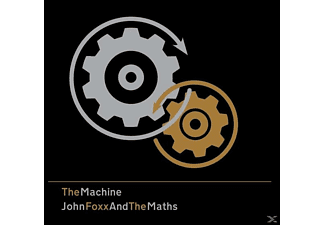 John & The Maths Foxx - The Machine - (CD)