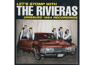 The Rivieras - Let's Stomp With The Rivieras - (Vinyl)
