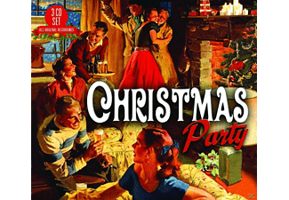 VARIOUS - Christmas Party - (CD)