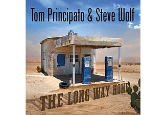 Tom & Steve W Principato - The Long Way Home - (CD)