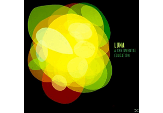 Luna - A Sentimental Education - (Vinyl)