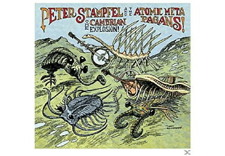 Peter Stampfel - Cambrian Explosion - (CD)