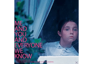Michael Andrews - Me And You And Everyone We Know - (LP + Download)