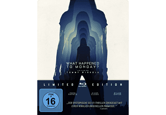 What Happened to Monday (Ltd. Spec. Ed.) [Blu-ray]
