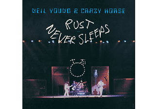 Neil Young - Rust Never Sleeps (Ressuie Edition) (Vinyl LP (nagylemez))