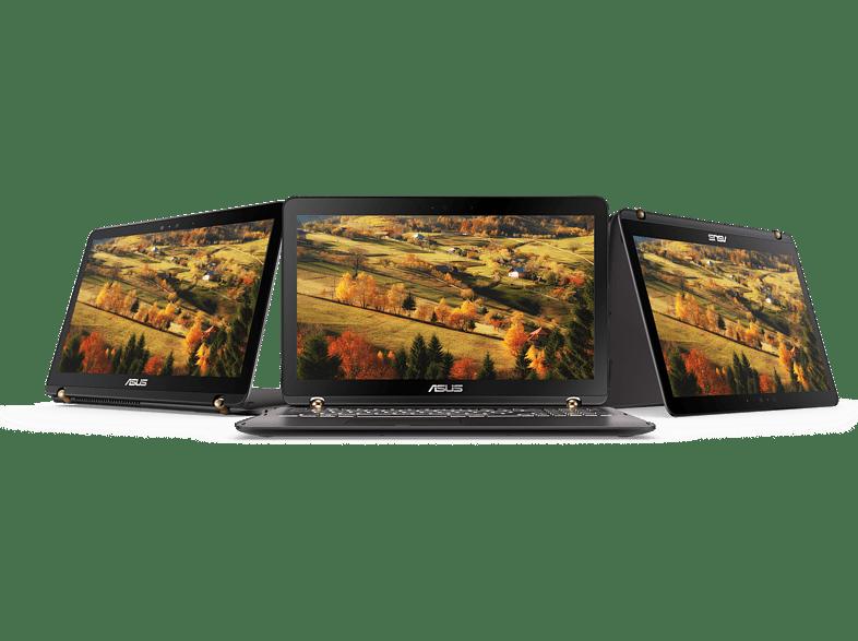 """ASUS ZenBook Flip UX560UQ-FZ074T 2in1 eszköz (15.6"""" Full HD touch/Core i5/8GB/512GB SSD/Windows 10)"""