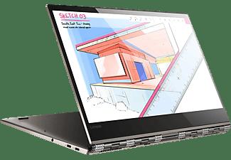 LENOVO Yoga 920, Convertible mit 13.9 Zoll, 256 GB Speicher, 8 GB RAM, Core™ i5 Prozessor, Windows 10, Bronze