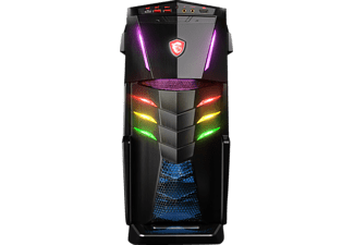 MSI Aegis Ti3 8RD SLI, Gaming-PC mit Core™ i7 Prozessor, 32 GB RAM, 512 GB SSD, 2 TB HDD, GeForce® GTX 1070