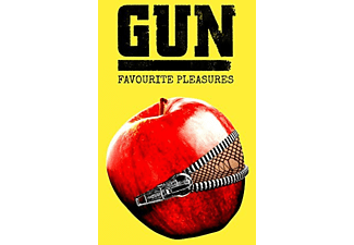 Gun - Favourite Pleasures (CD)