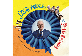 Steve Martin - The Long-Awaited Album (Vinyl LP (nagylemez))