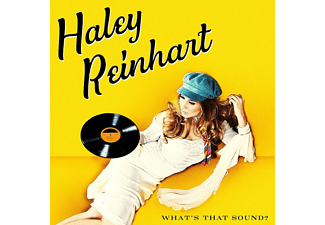 Haley Reinhart - What's That Sound? (CD)